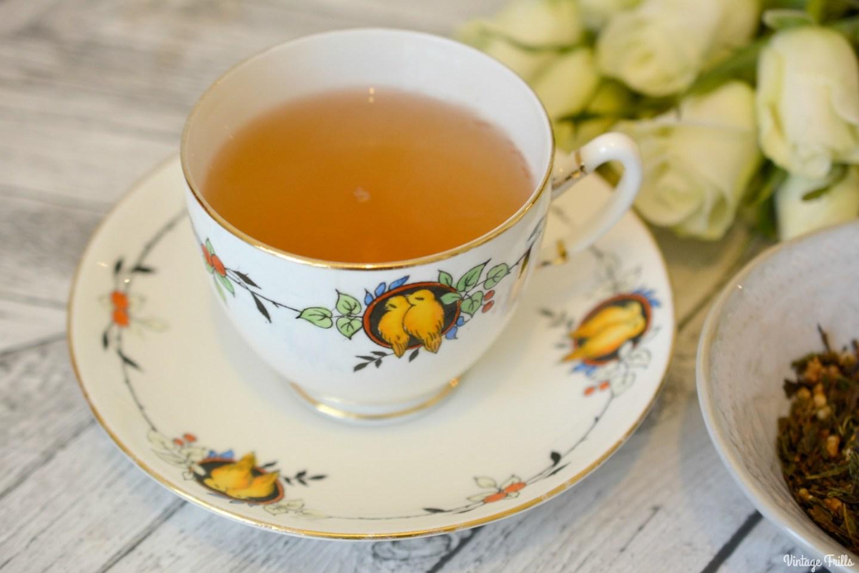 Favourite Tea | Vintage Teacup