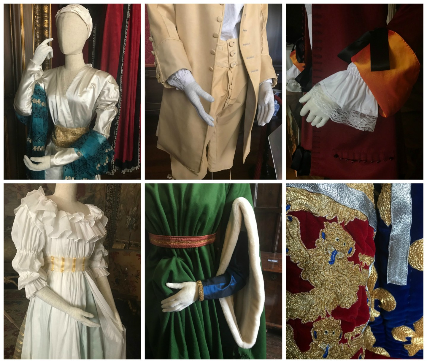 A Stitch in Time at Ham House