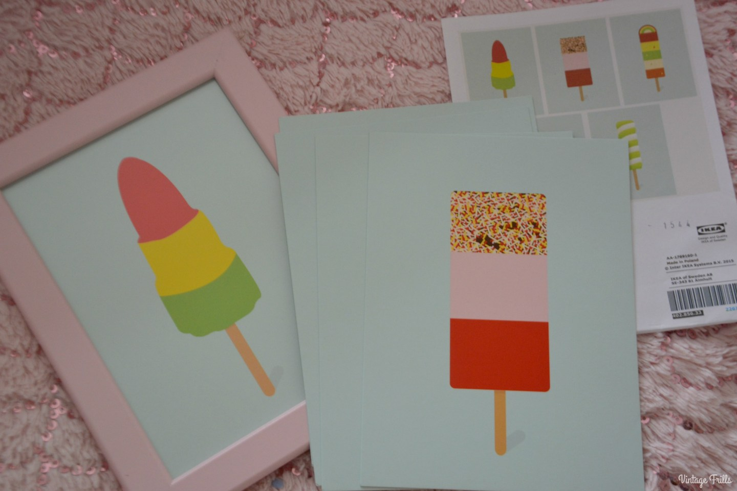 Ice Cream Theme | Ikea Ice Cream Pictures