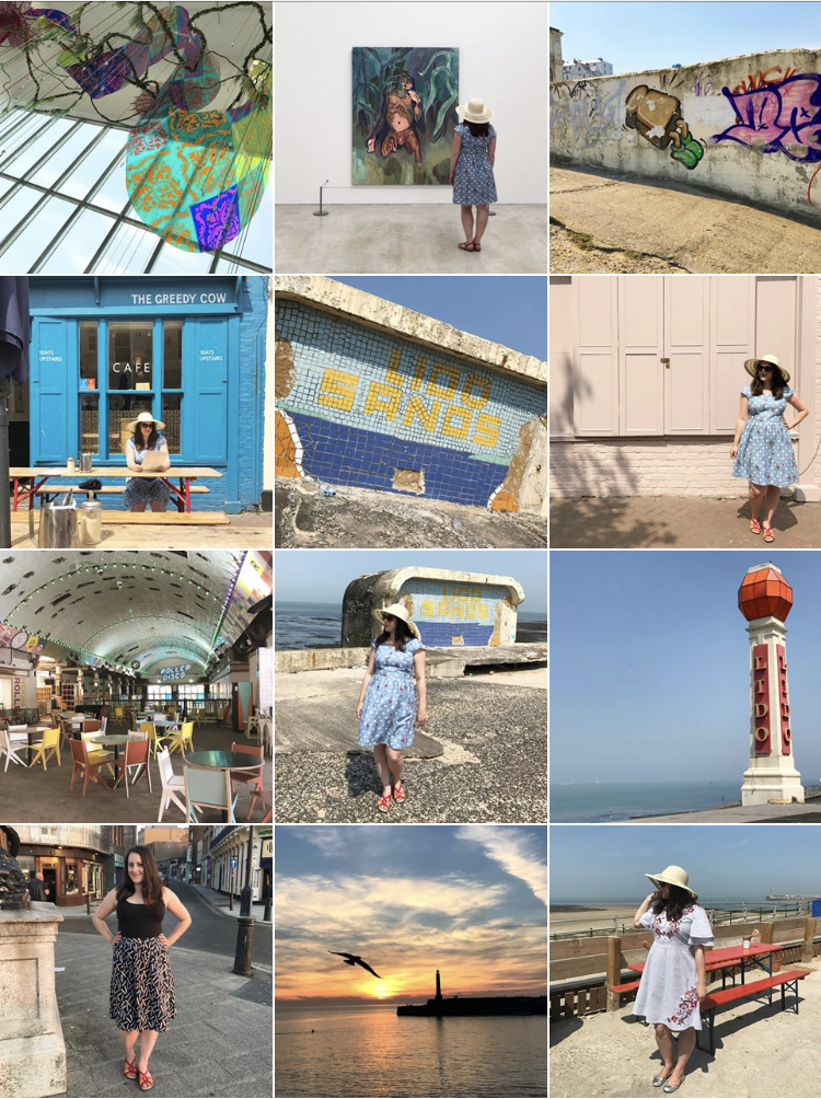 Margate Instagram theme
