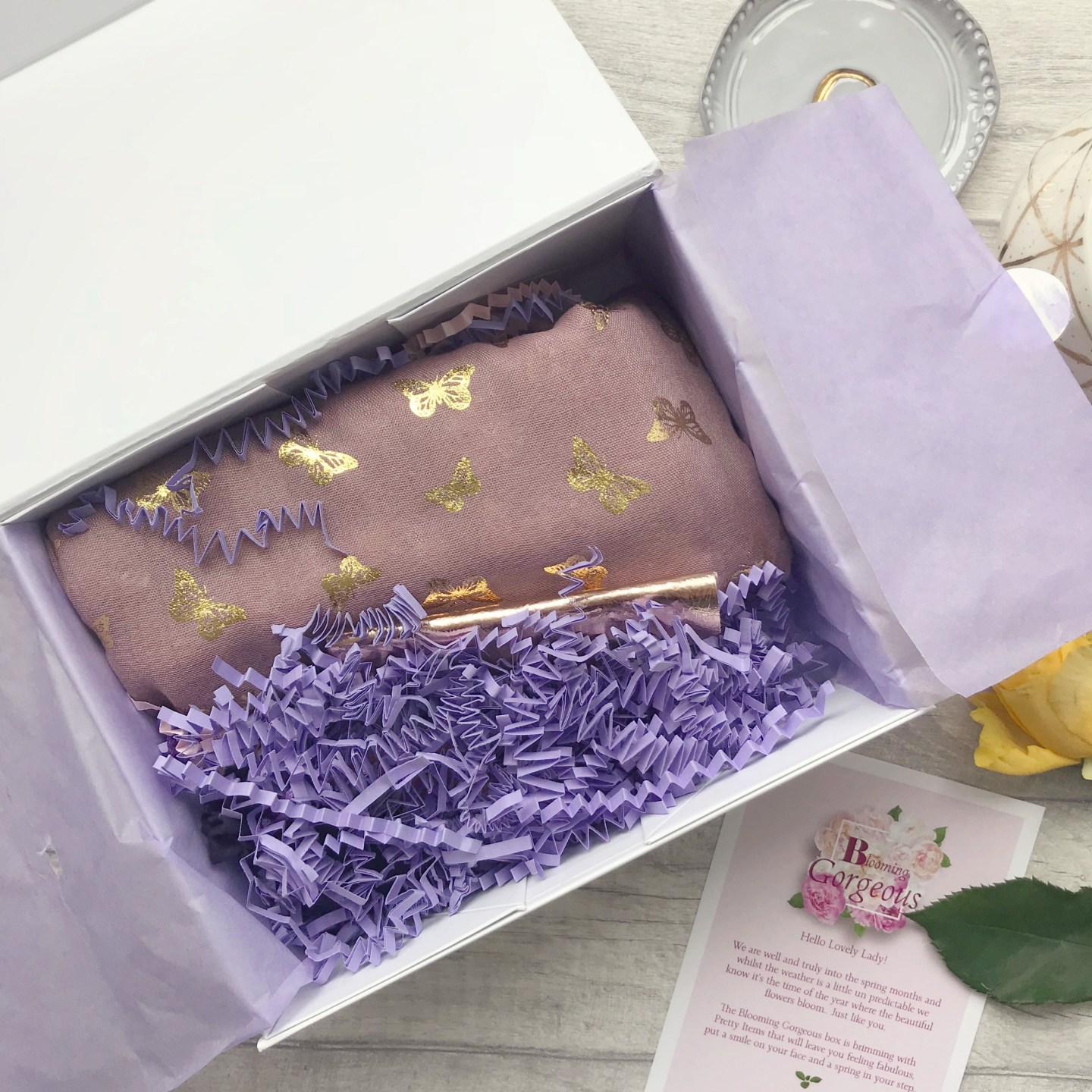 The Lifestyle Box | Monthly Subscription Box | Review