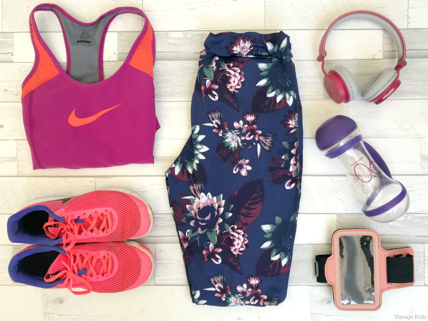 What to pack in a gym bag