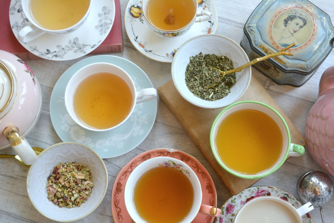 From A to Tea – A Beginners Guide to the Perfect Cuppa - A Guide to different types of tea