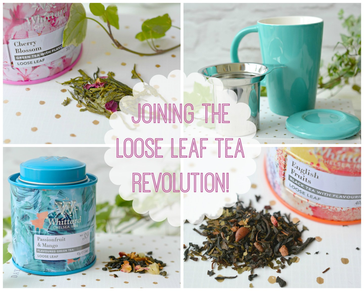 Joining the Loose Leaf Tea Revolution!