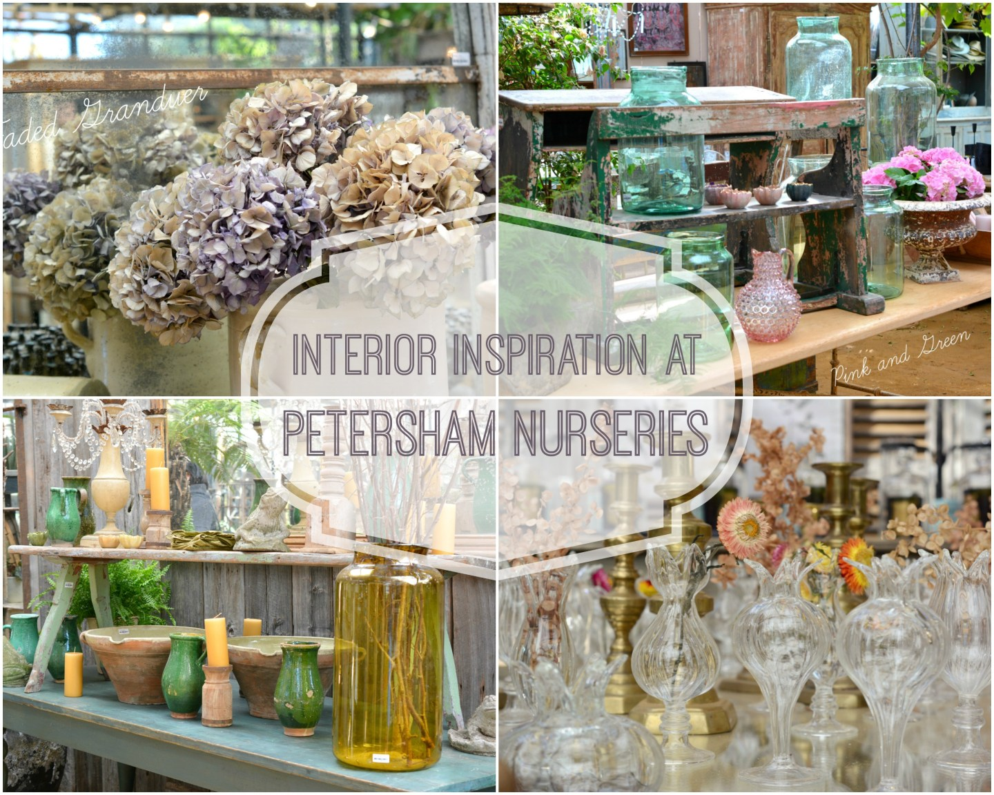 HOME – Interior Inspiration at Petersham Nurseries