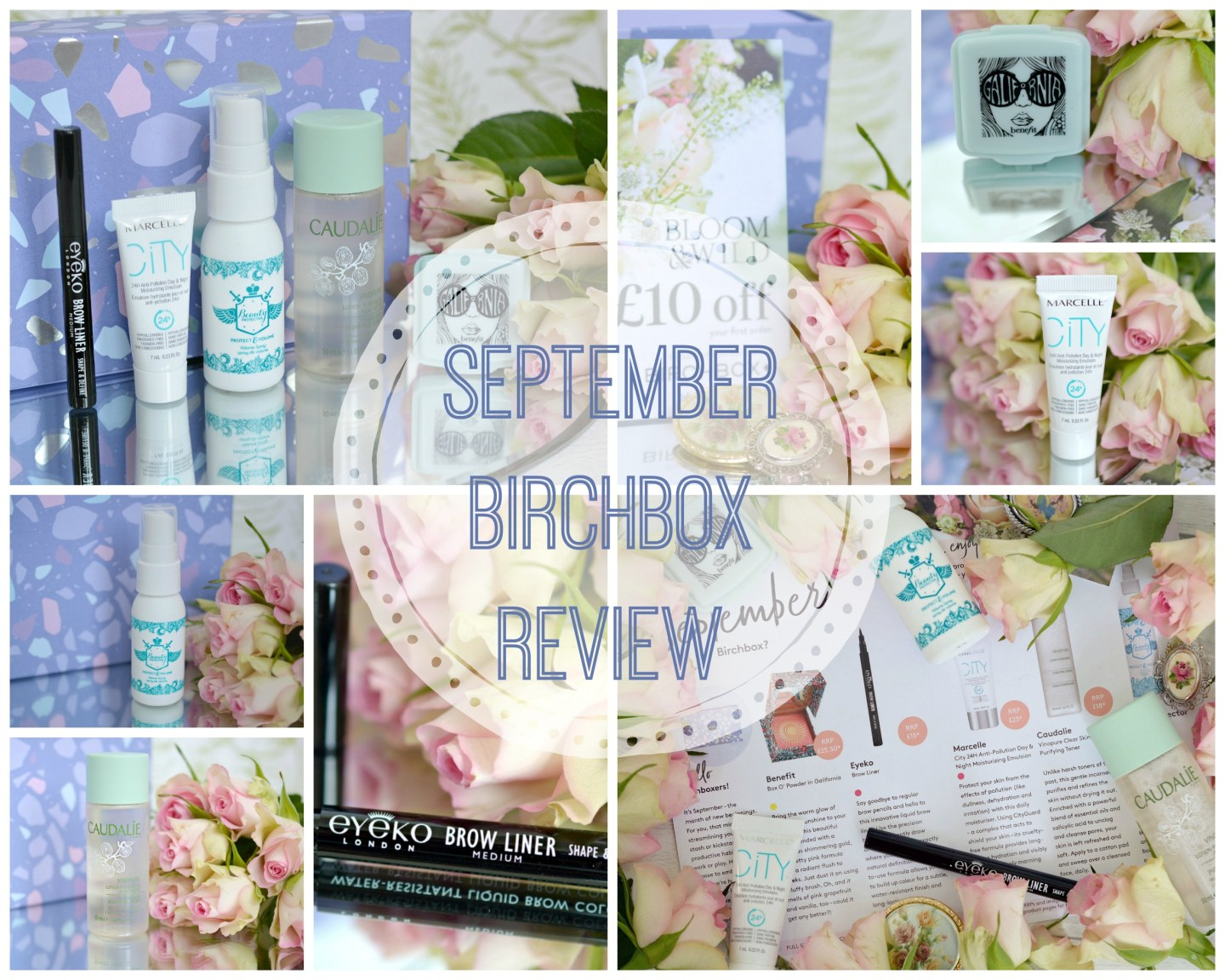 BEAUTY – September 2018 Birchbox Review