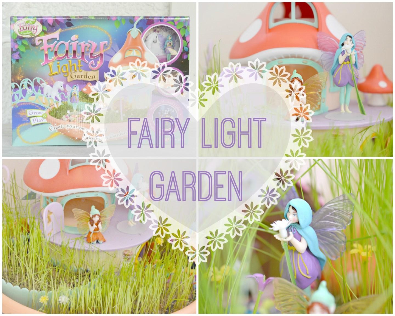 A Special Garden for Little Fairies