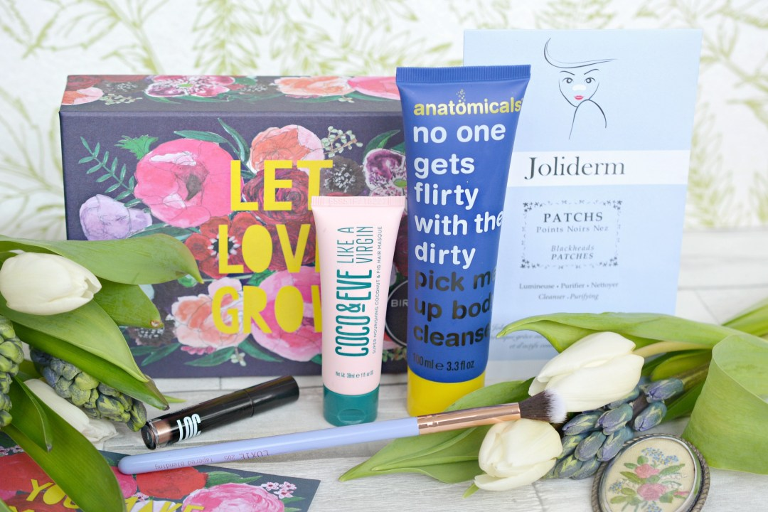 Whats in my February 2019 Birchbox?