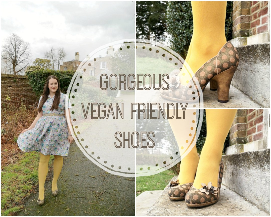 Beautiful Vegan Friendly Shoes from Ruby Shoo | Ruby Shoo Charlie Review