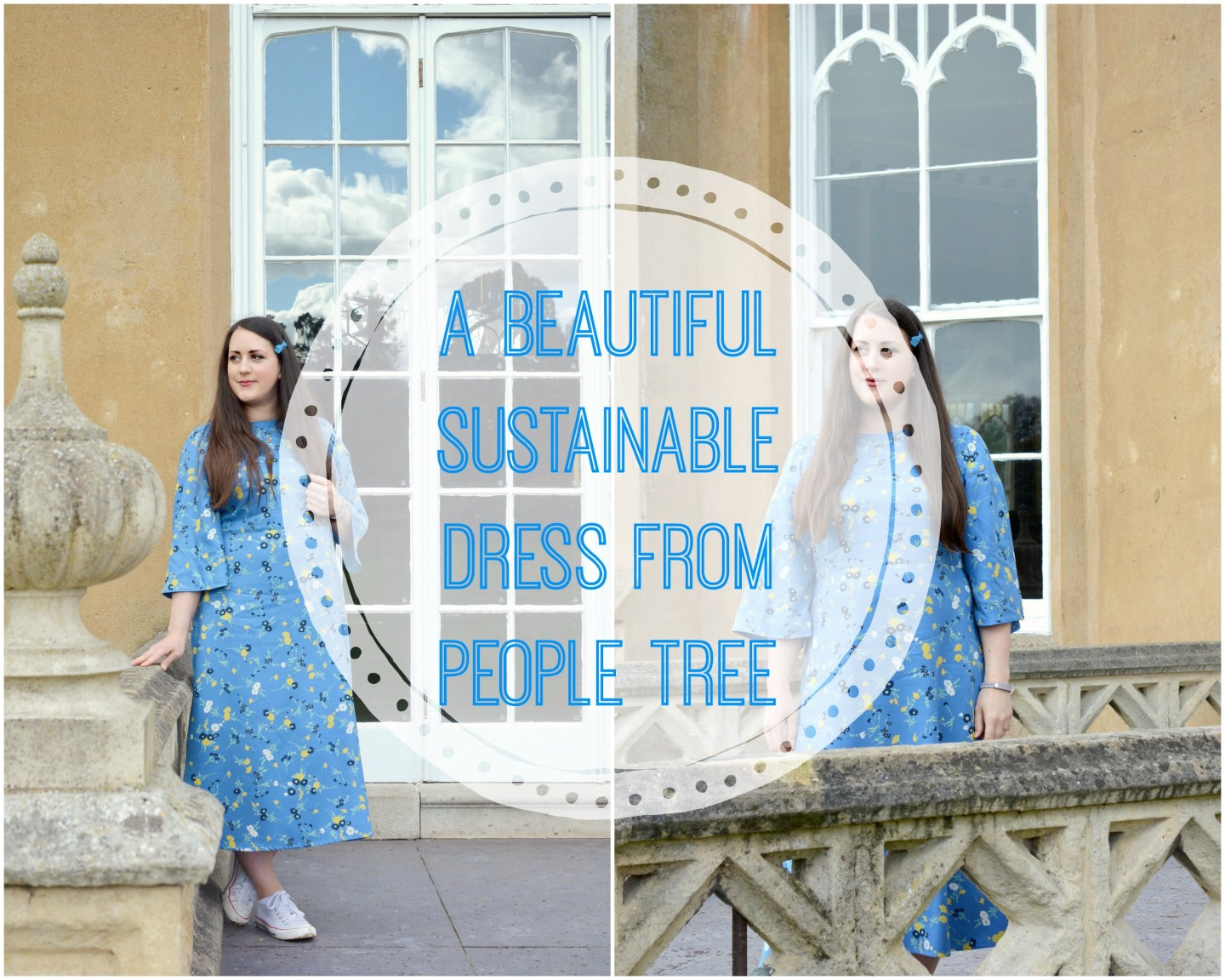 A Beautiful Sustainable and Ethical Dress from People Tree