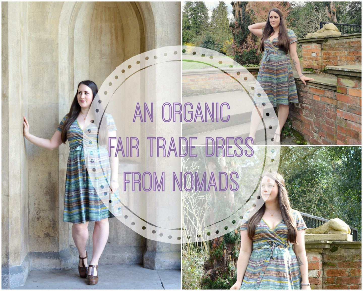 An Organic Fair Trade Dress for Summer