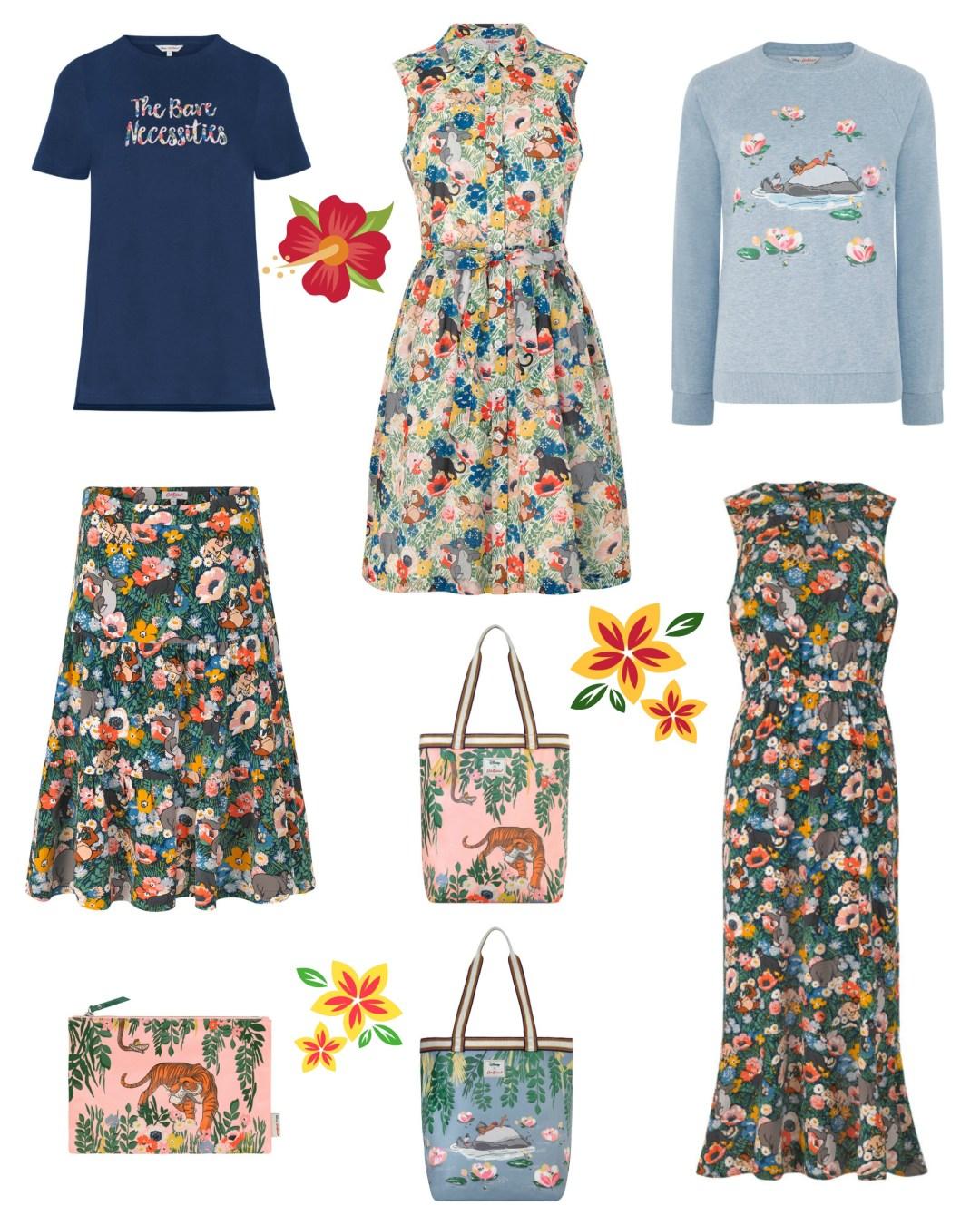 Fashion - Cath Kidston Jungle Book Dress | Vintage Frills