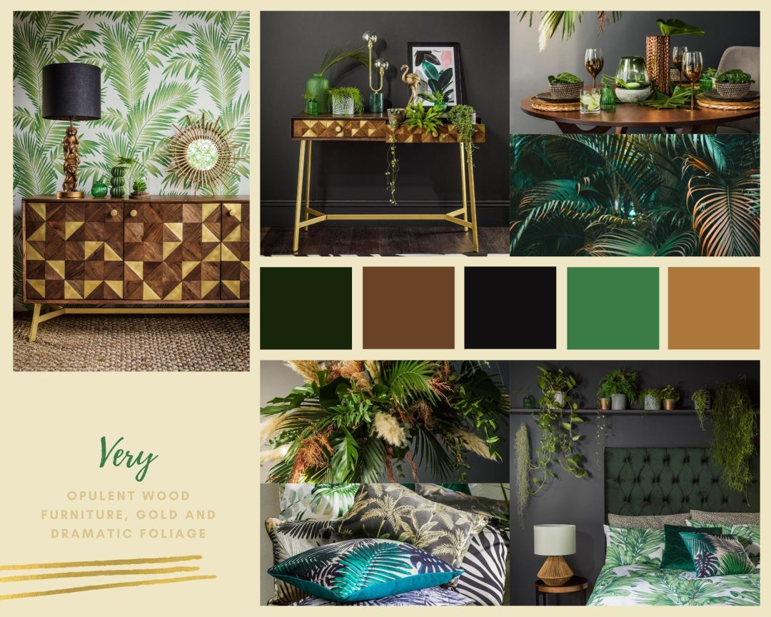 High Street Home Trends for 2020