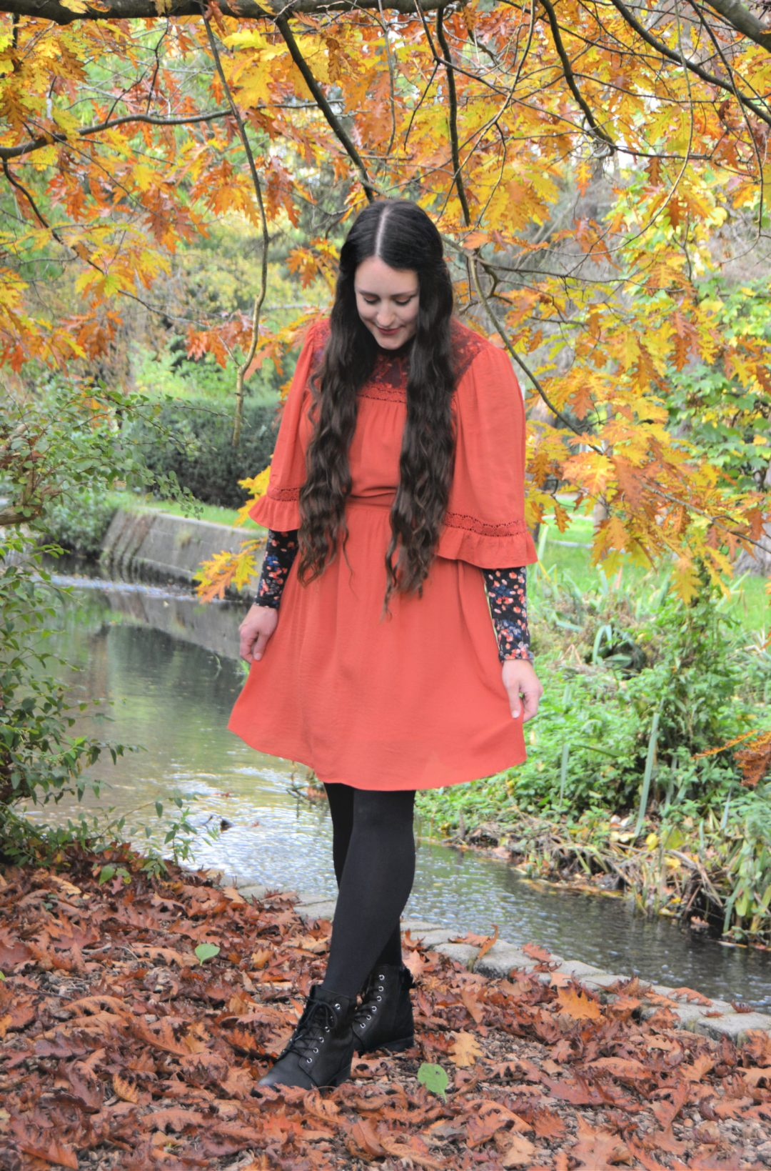 These Boots Were Made For Autumn - Hotter Blenheim Boots Review