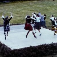 Awesome Highland games filmed in the 1960s