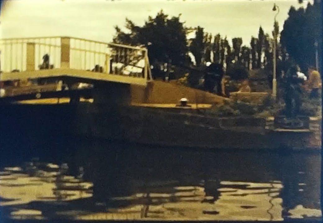 Stratford on Avon in the 1960s