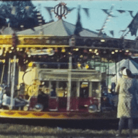 Steam Fair and Circus from 1964