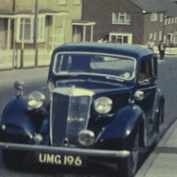 Old cars and Brighton Trip from 1963