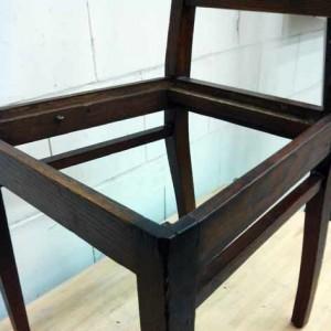 unbehandelter Stuhl