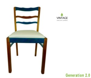 Vintage-Stuhl Heloise von der Havel
