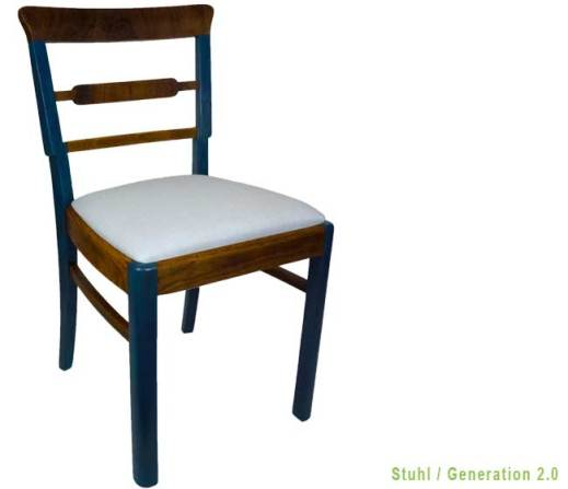 Vintage Stuhl - Bernd von Tegel