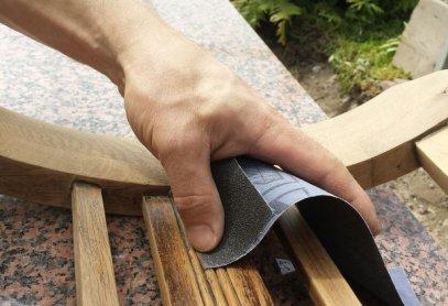 Feinschliff per Hand