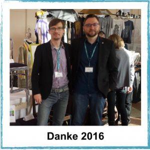 Jahresabschluss mit Rückblick - Wie sagen Danke 2016