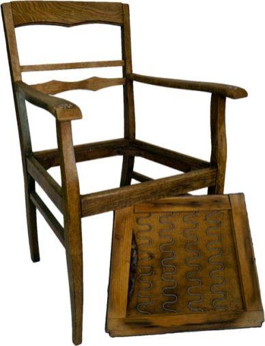 Vintage Stuhl - Findus-Muhre