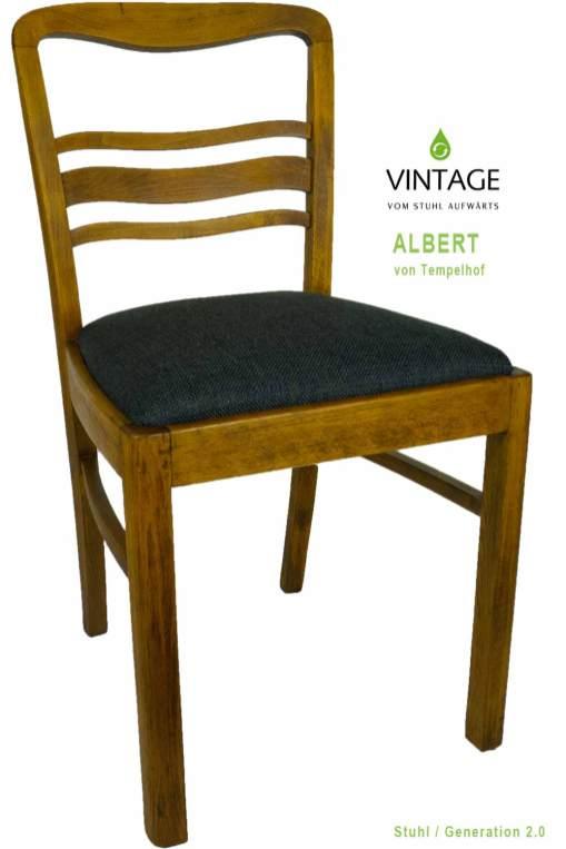 Stuhl ALBERT von Tempelhof - nachher