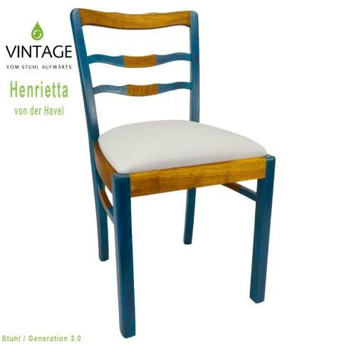Vintage Stuhl - Henrietta von der Havel