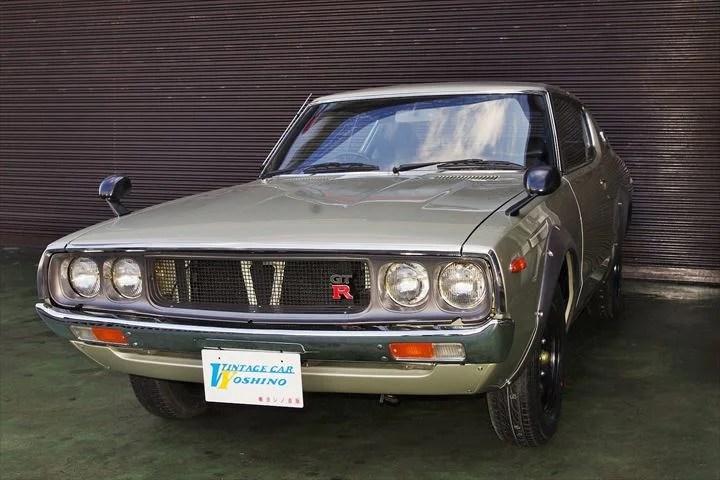 スカイライン2000 GT-R