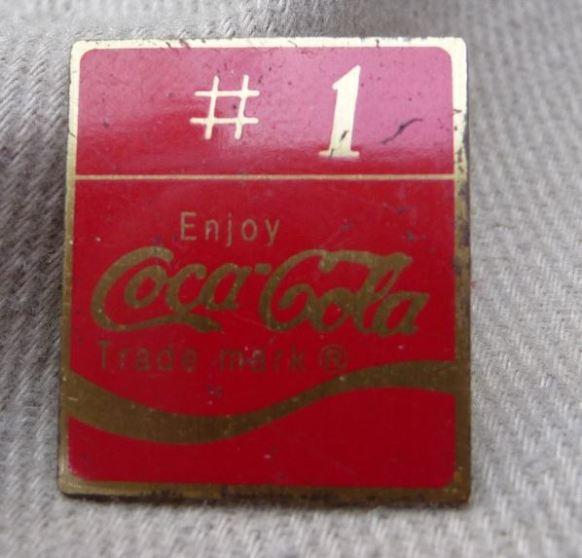 Pin's Coca-Cola vintage
