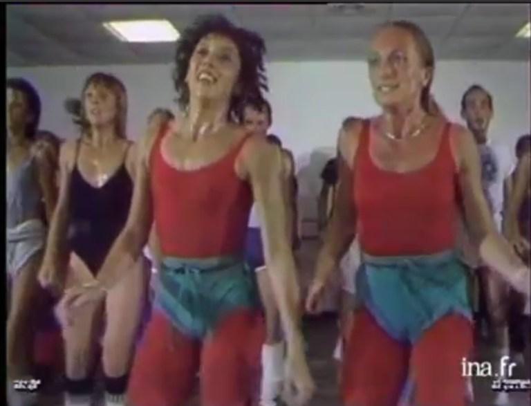 Véronique et Davina Gym tonic