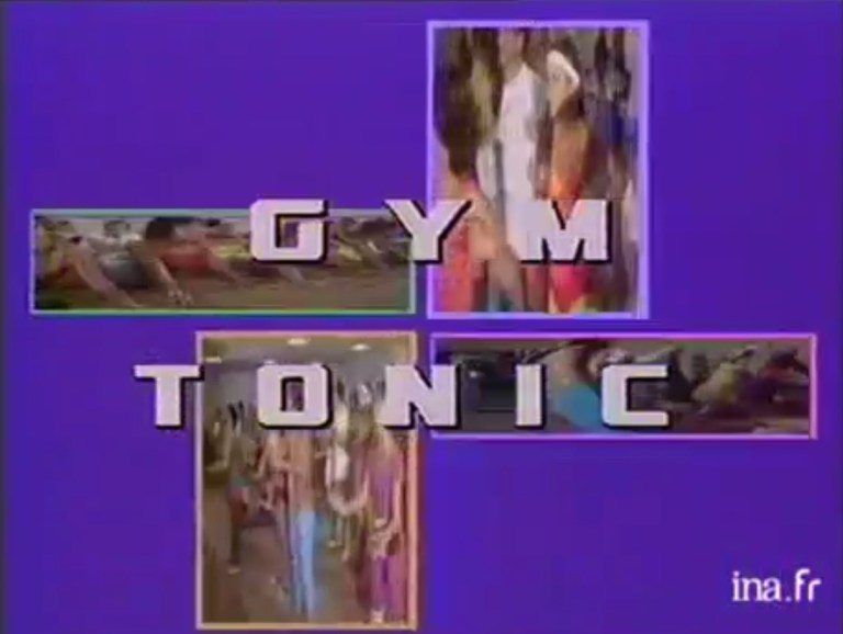 Véronique et Davina Gym tonic