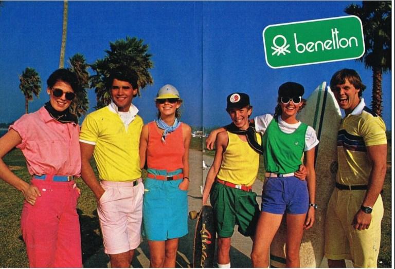 Benetton vintage