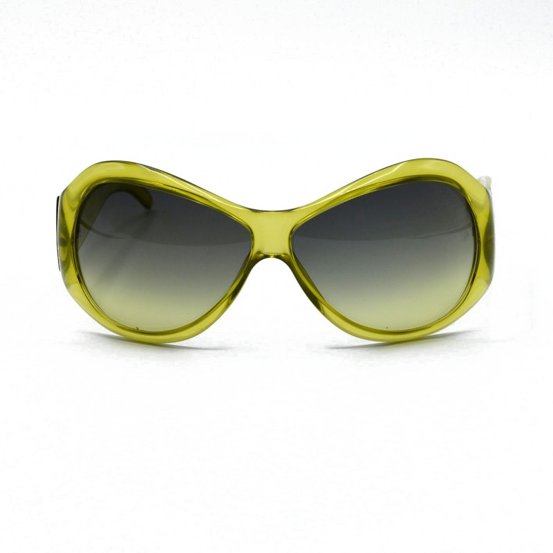 30981 - Oversized Green Gucci Butterfly Sunglasses