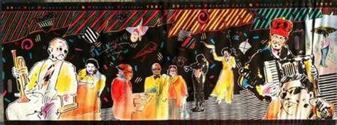 """Jazz Fest 1994,"" Peter Max"