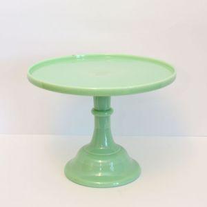 jadeite pedestal - large