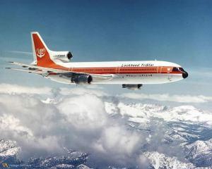 Lockheed L-1011 TriStar Company Demonstrator