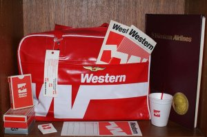 Western Airlines Collection