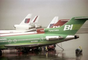 Read more about the article Braniff Airways Boeing 727-227 N443BN (MSN 21244/LN 1201)