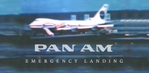 Pan Am Flight 845 Emergency Landing Caught on Video