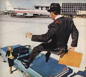 Hertz Rent-A-Car ad 1961
