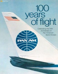 Celebrating the 50th Anniversary of Pan Am