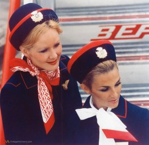 Read more about the article BEA Stewardesses
