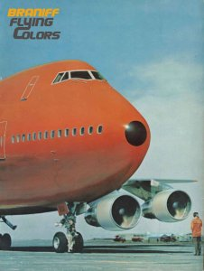 Braniff Flying Colors