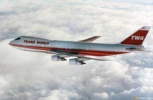TWA Jumbo 747