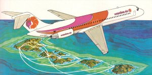 Hawaiian Airlines Publicity 70s through mid-80s (+VIDEOS)