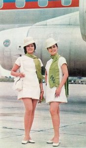Philippine Airlines Stewardesses
