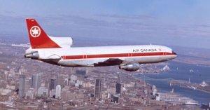 Air Canada First L-1011